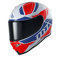 Casco Mt Helmets Revenge 2 Scalpel B5 Rosso