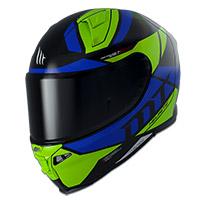 Casco Mt Helmets Revenge 2 Scalpel A3 Giallo Fluo