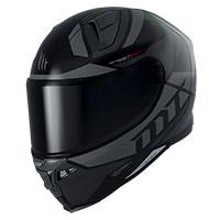 Casco Mt Helmets Revenge 2 Scalpel A2 Grigio
