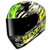 Casco Mt Helmets Revenge 2 Baye A6 Verde