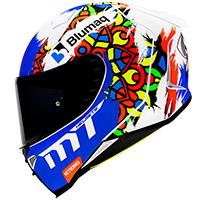 Casque Mt Helmets Revenge 2 Moto 3 A0