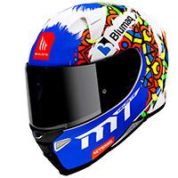 Casco Mt Helmets Revenge 2 Moto 3 A0