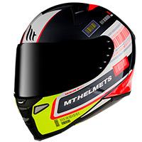 Casco Mt Helmets Revenge 2 Rs A1 Nero
