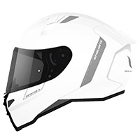 Mt Helmets Revenge 2 Solid A0 Helmet White