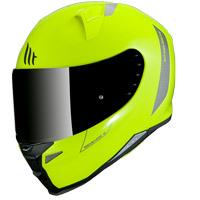 Casco Mt Helmets Revenge 2 Solid A3 Giallo