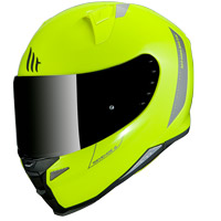 Mt Helmets Revenge 2 Solid A3 Helmet Yellow