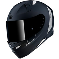 Casco MT Helmets Revenge 2 Solid A0 negro