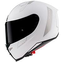Casco Mt Helmets Revenge 2 Solid A0 Bianco