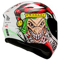 Mt Helmets Targo Joker A0 Helmet White