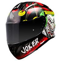 Casco Mt Helmets Targo Joker A1 negro