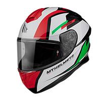 Casco Mt Helmets Targo Pro Sound C6 Verde