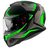 Mt Helmets Thunder 3 Sv Turbine C6 Helmet Green