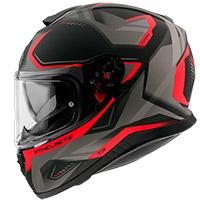 Casco Mt Helmets Thunder 3 Sv Turbine C5 Rosso