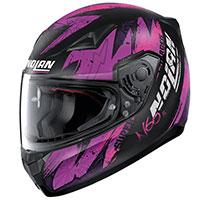 Nolan N60.5 Bounty Pink Flat Black