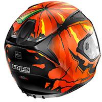 Nolan N60.5 Gemini Replica Rinaldi Pumpkin