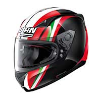 Nolan N60.5 Gemini Replica Stoner Together Full Face Helmet Flat Black