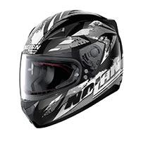 Nolan N60.5 Hyperion Full Face Helmet Glossy Black Gray