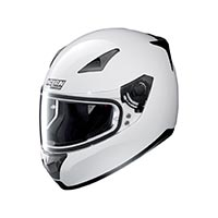 Nolan N60.5 Special Full Face Helmet Pure White
