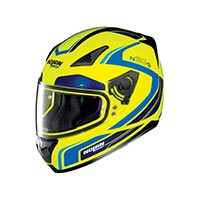 Nolan N60.5 Practice Full Face Helmet Led Yellow