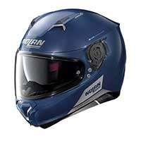 Nolan N87 Emblema N-com Full Face Helmet Blue
