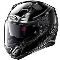 ノーラン N87 オーリカス N-Com メタル ブラック