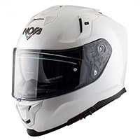Nos Ns 10 Helmet White