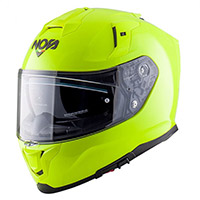 Nos Ns 10 Helmet Fluo Yellow
