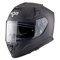 Nos Ns 10 Helmet Matt Black