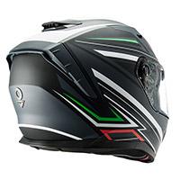 Nos Ns 10 Fastback Helmet Italy Matt