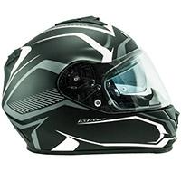 NOS NS 7Fダグラスヘルメットマットホワイト