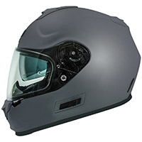 Nos Ns 7f Seal Helmet Grey Matt