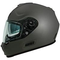 NOS NS 7Fシールヘルメットグレー