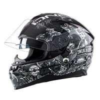 O'neal Challenger Crank Helmet Black White