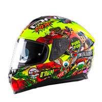 O'neal Challenger Crank Helmet Multicolor