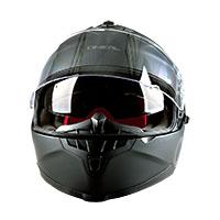 O'neal Challenger Flat Helmet Matt Black