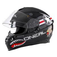 O'neal Challenger Wingman Helmet Black