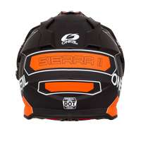 O'neal Sierra 2 2019 Helmet Black Orange