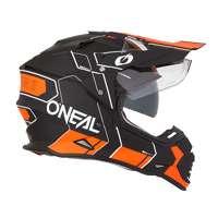 O'Neal Sierra 2 2019 Helm schwarz orange - 3