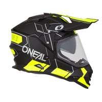 O'neal Sierra 2 2019 Helmet Black Neon Yellow
