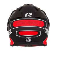 O'neal Sierra 2 2019 Helmet Black Red