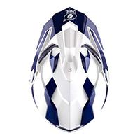 Casco O Neal Sierra 2 R Blu Bianco