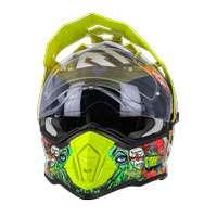 O'Neal Sierra II Crank Helm multicolor - 3
