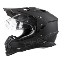 O'neal Sierra Ii Flat Helmet Black