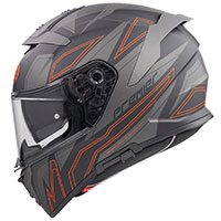 Premier Devil El 93 Bm Helmet Orange