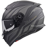 Casco Premier Devil Pr 9 Bm Be Nero Opaco
