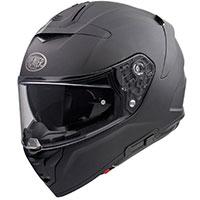 プレミア デビル U9 BM ヘルメット マット ブラック