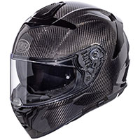 Premier Devil Carbon Helmet Black