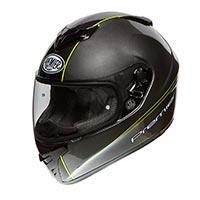 プレミアドラゴン Evo TY 17 ヘルメットイエロー