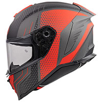 Premier Hyper Bp 92 Bm Helmet Orange