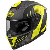 プレミア ハイパー BP Y 9 BM ヘルメット イエロー